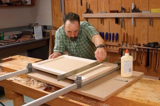 how to make a simple picture frame